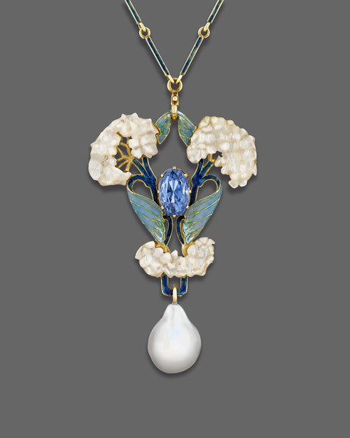 Everything You've Ever Wanted to Know About Lalique Jewelry