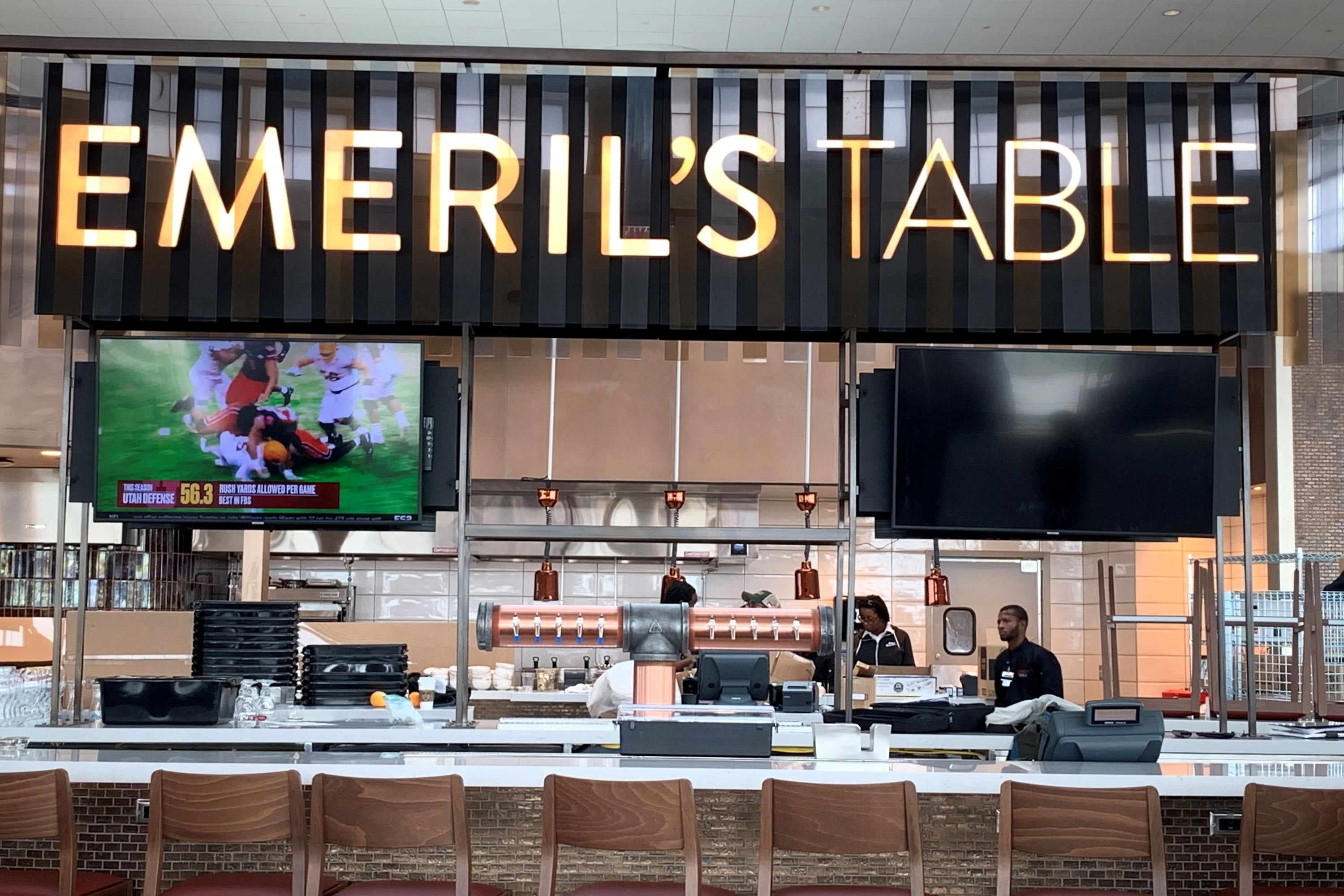 H/O: Emeril's Table at MSY