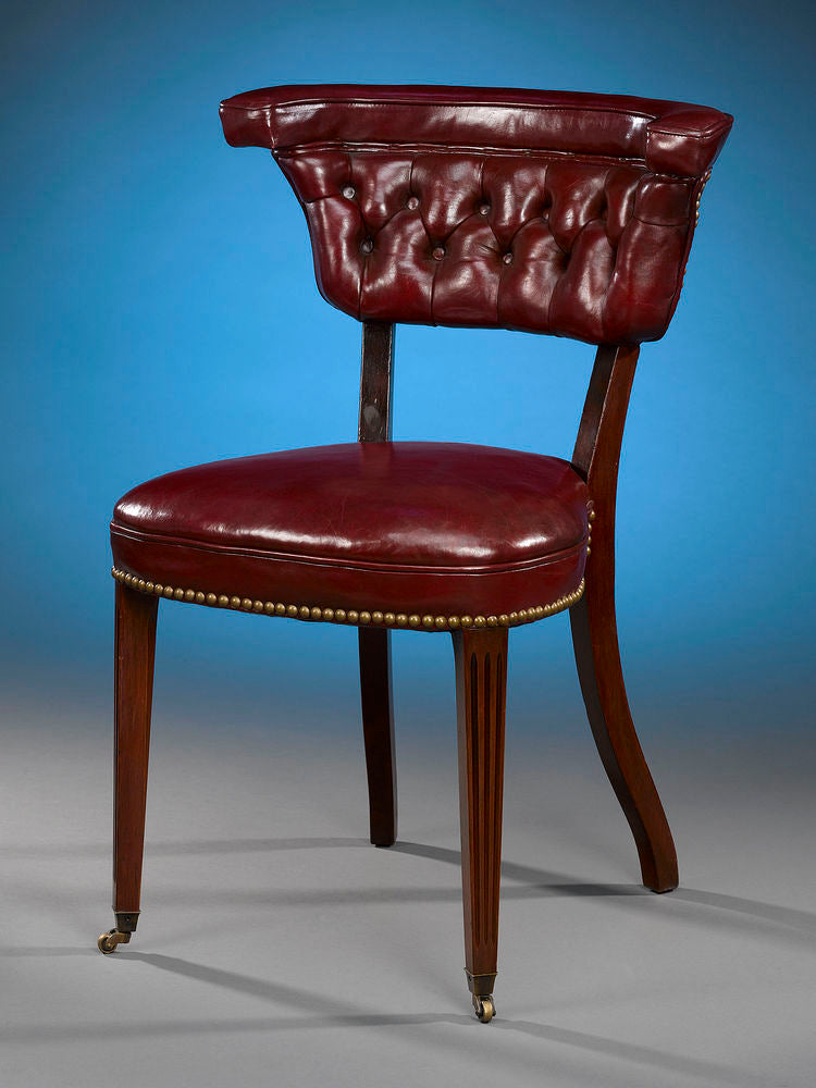 Georgian Reading Chair