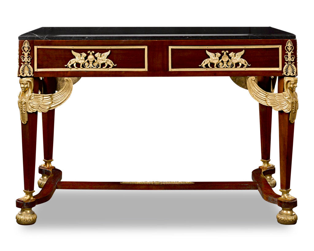 French Empire-Style Center Table