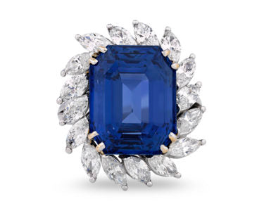 Blue sapphires, member of the corundum gemstone species, are counted among the most highly desirable colored gemstones