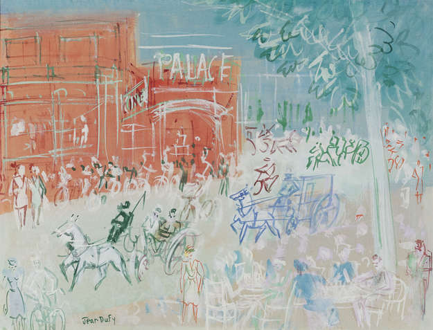 Le Palace by Jean Dufy