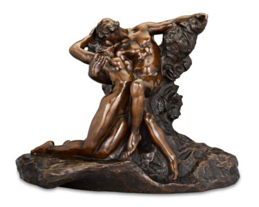 L'Éternel Printemps by Auguste Rodin from M. S. Rau Antiques