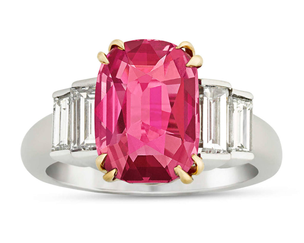 Tiffany & Co. Burma Ruby Ring
