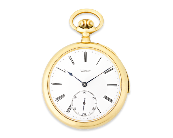 Patek Philippe minute repeater pocket watch, retailed by Tiffany & Co., circa 1915