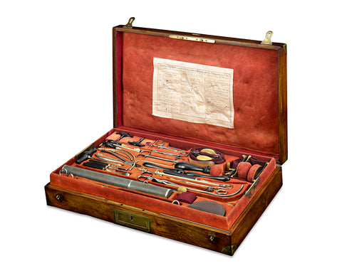 30-9251 French Naval Surgeon's Kit