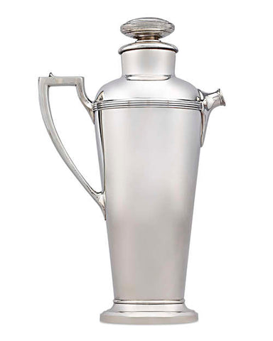 Sterling Silver Cocktail Shaker by Cartier