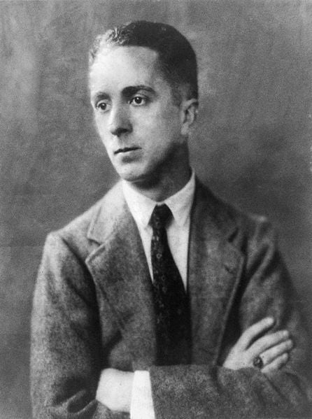 Rockwell at age 27