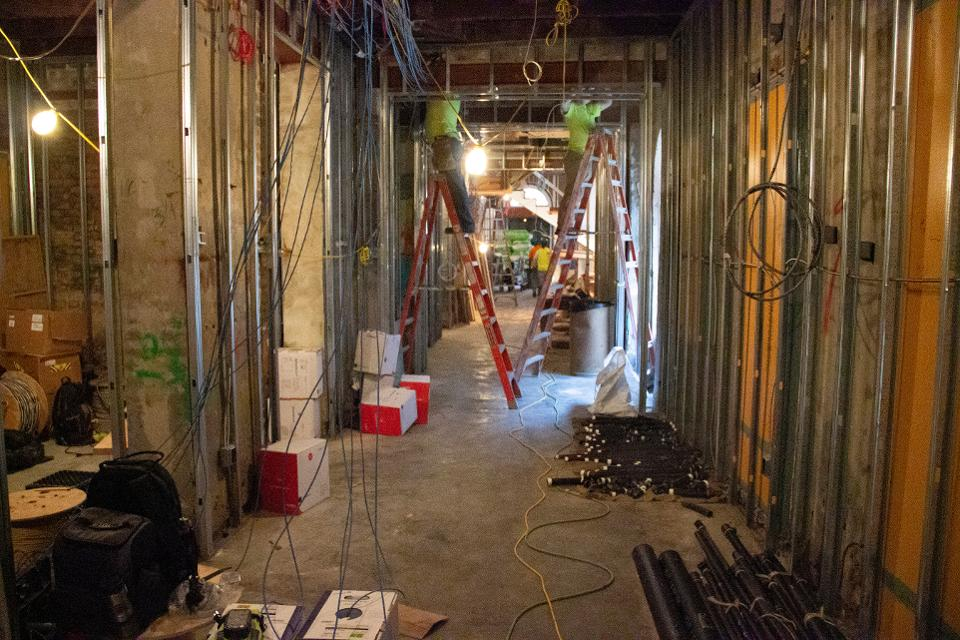Four years of planning, permitting, preparation and construction went into M.S. Rau's takeover of two historic buildings in New Orleans, Louisiana adjacent to its previously existing 630 Royal Street location.