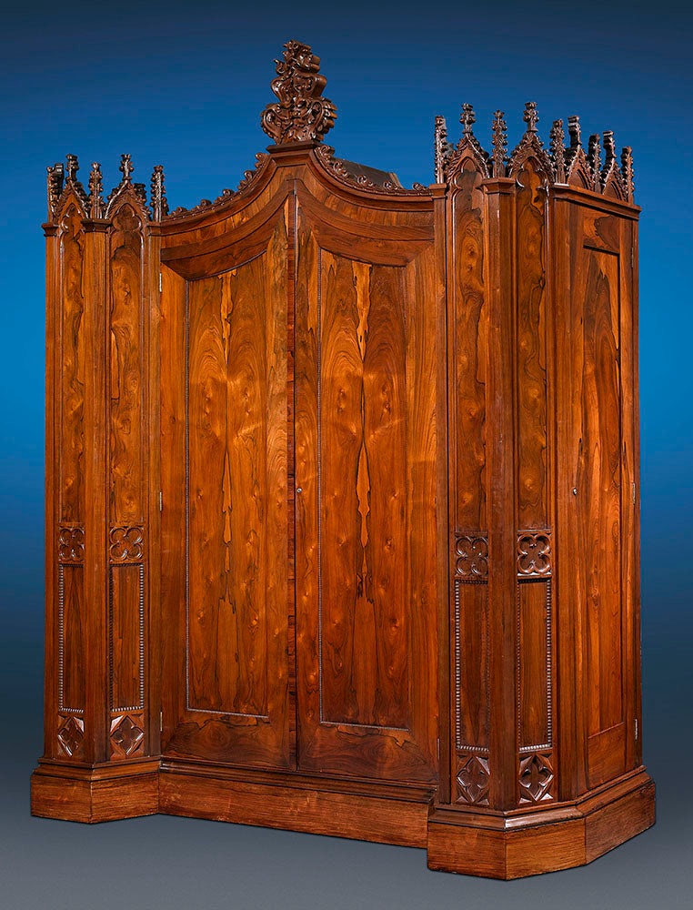 The Henry Clay Rosedown Plantation Armoire