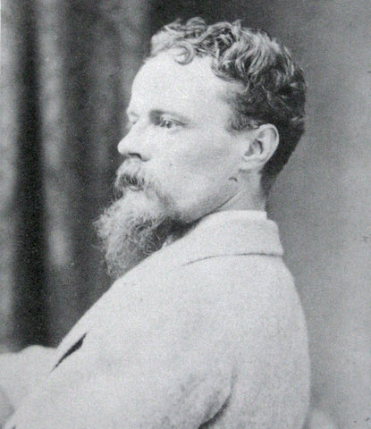 John Atkinson Grimshaw, photographed by Charles Allen Duval in 1870.