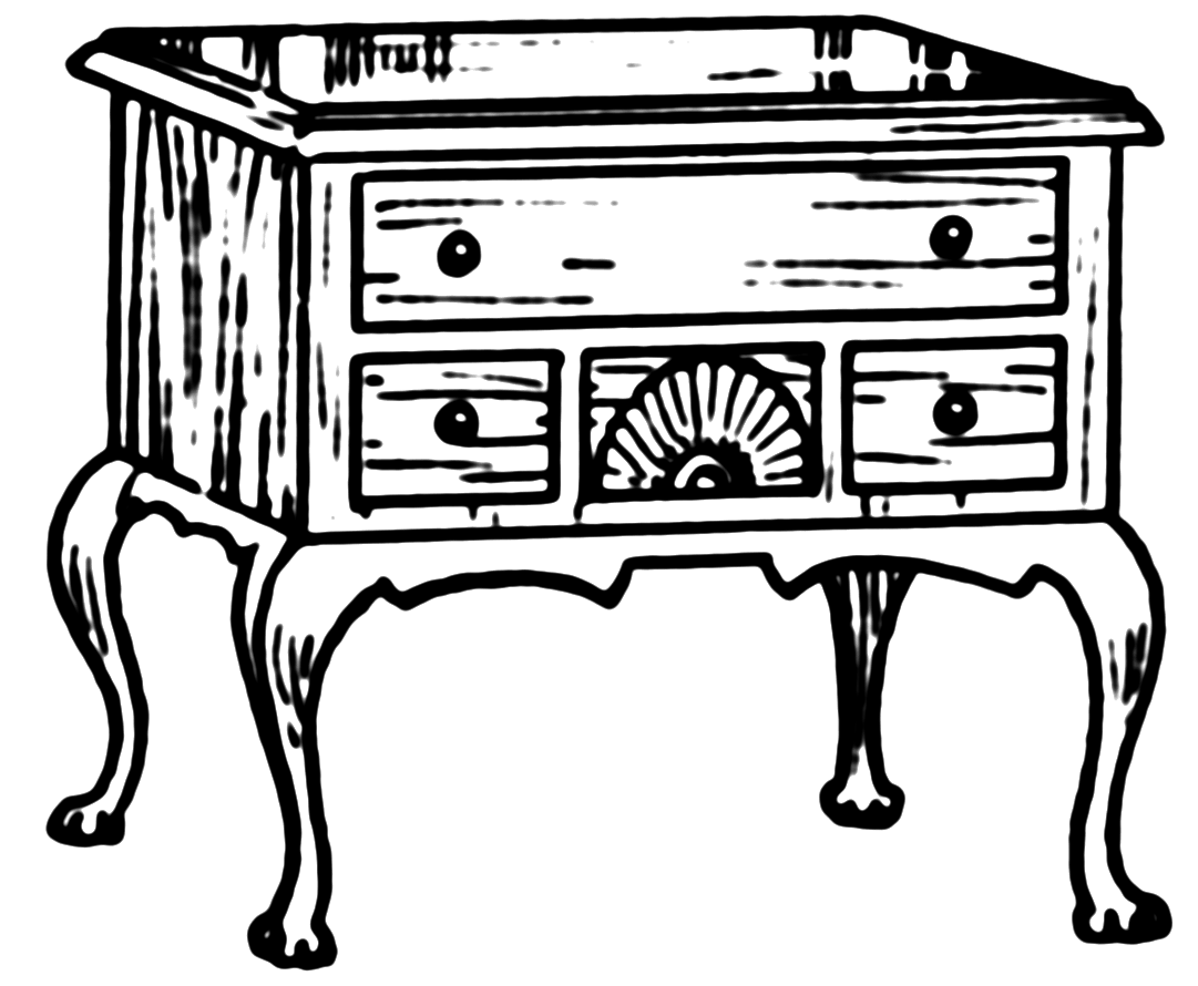 The longboy was the inspiration for the current use of the dresser that we know today.