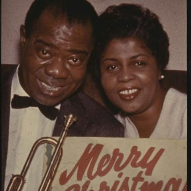New Orleans legend, Louis Armstrong, and his wife Lucille wish you a Merry Christmas! Louisiana Digital Library