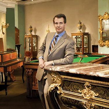 Bill Rau, Antiques, Fine Art, Rare Jewels, Largest Antique Gallery, New Orleans, Royal Street