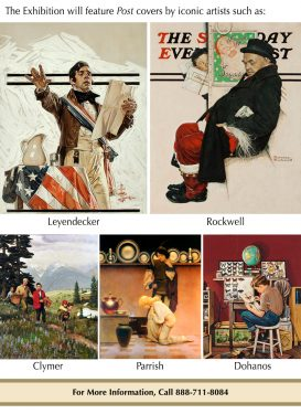 America, Illustrated: Six Decades of Saturday Evening Post Covers