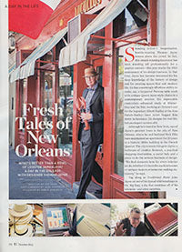 Fresh Tales of New Orleans