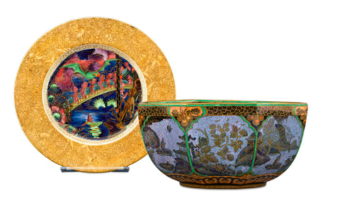 Wedgwood's Fairyland Lustre