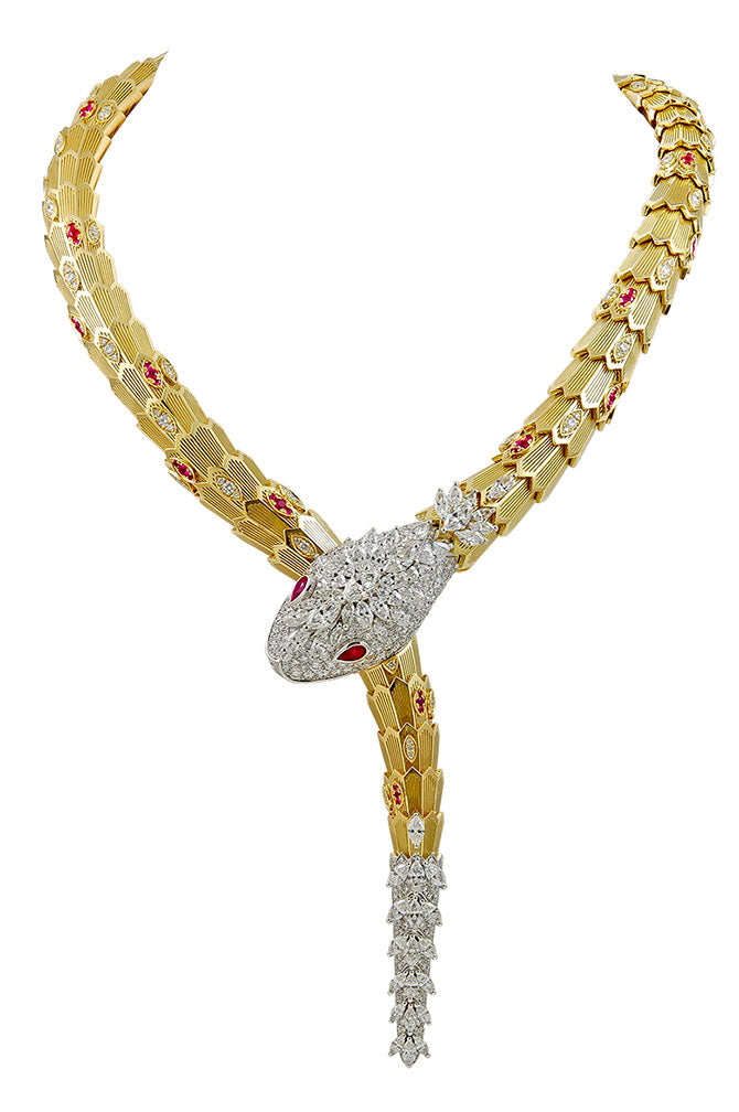 Yafa Bulgari necklace