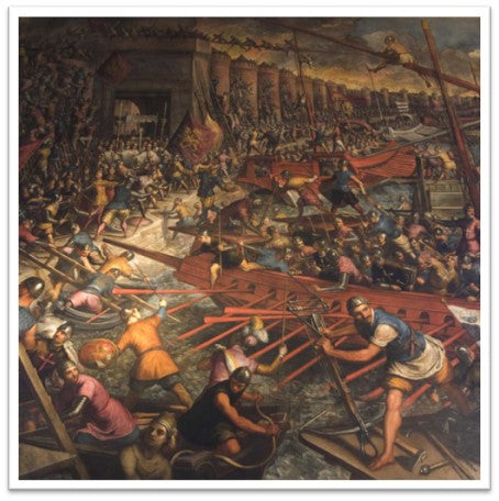 Sacking of Constantinople, 1204