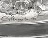 Cast by one of the most significant and highly respected English silver firms in history