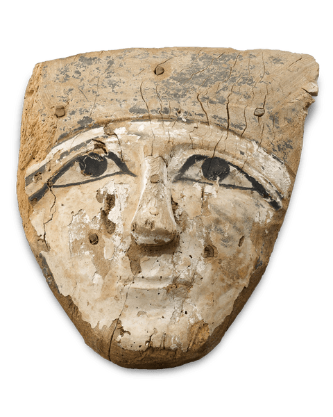 Egyptian Sarcophagus Mask