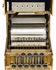 Brass Detail Adder by the National Cash Register Co.