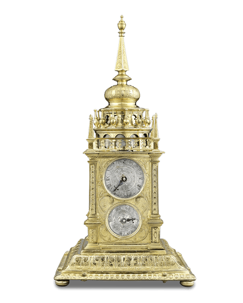 The majority of Renaissance-era clocks can only be found in museum collections