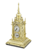 This turret clock is one of the first types of household clocks ever made