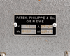 Patek Philippe Chronoquartz Electronic Wall Clock