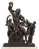 Laocoön Bronze Sculpture