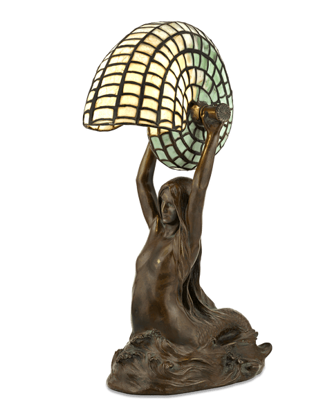 Tiffany Studios Nautilus Desk Lamp