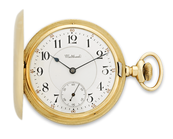 Presidential Presentation Pocket Watch by Waltham