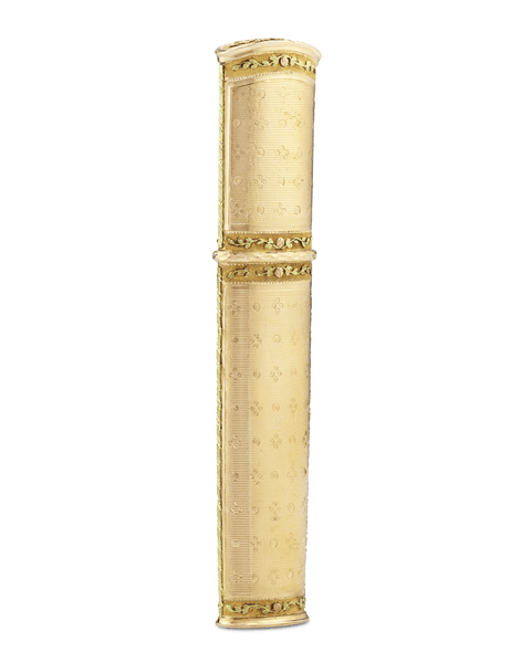 Louis XVI-Period Vari-Colored Gold Étui