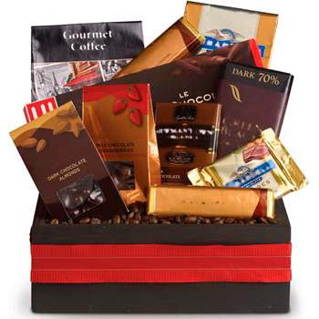 Buy Valentines gift basket's for him & for her | Delivery included