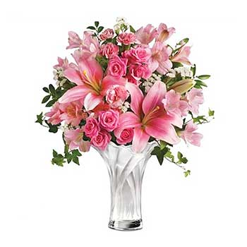 Deco Splendour Vase Arrangement