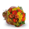 Buy a bouquet of flowers with panache