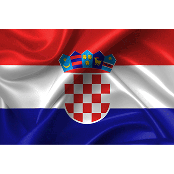 Send flowers to Croatia