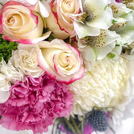 Order best value pastel flower arrangement
