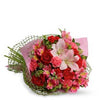 Send a romantic bouquet from the heart