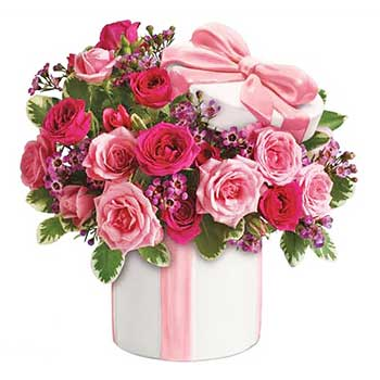 Buy ladies day flowers in a box