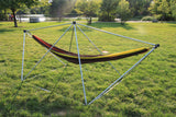 Hang Solo: Rustic - Portable Hammock Camping Stand