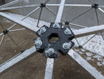 2V Aluminum Geodesic Dome