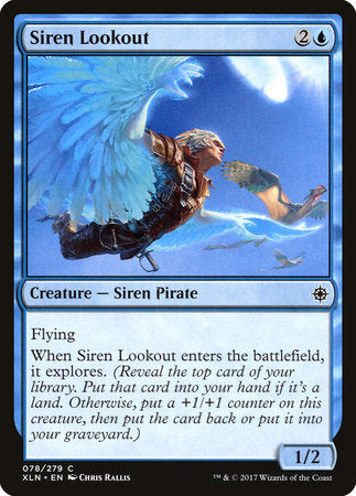 Siren Lookout [Ixalan] | Rook's Games and More