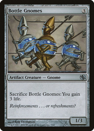 Bottle Gnomes [Duel Decks: Jace vs. Chandra] | Rook's Games and More