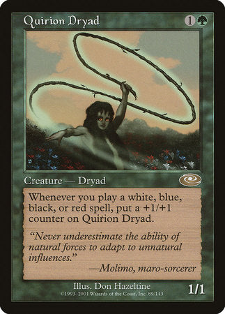 Quirion Dryad [Planeshift] | Rook's Games and More