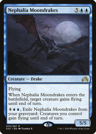 Nephalia Moondrakes [Shadows over Innistrad] | Rook's Games and More