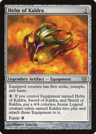 Helm of Kaldra [Fifth Dawn] | Rook's Games and More