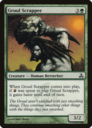 Gruul Scrapper [Guildpact] | Rook's Games and More