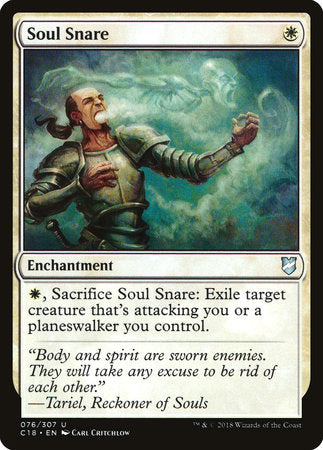 Soul Snare [Commander 2018] | Rook's Games and More