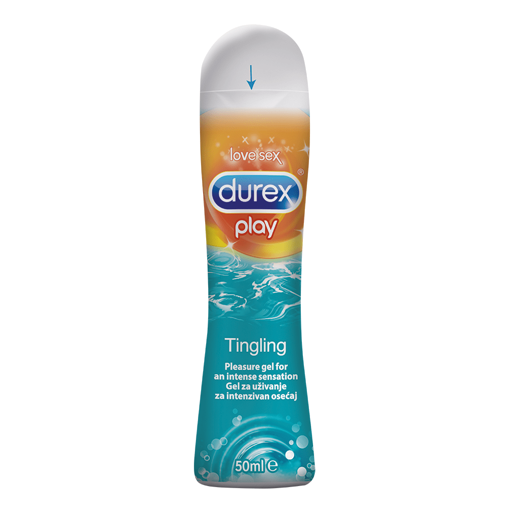 Durex Play Tingle lubrifiant 50ml